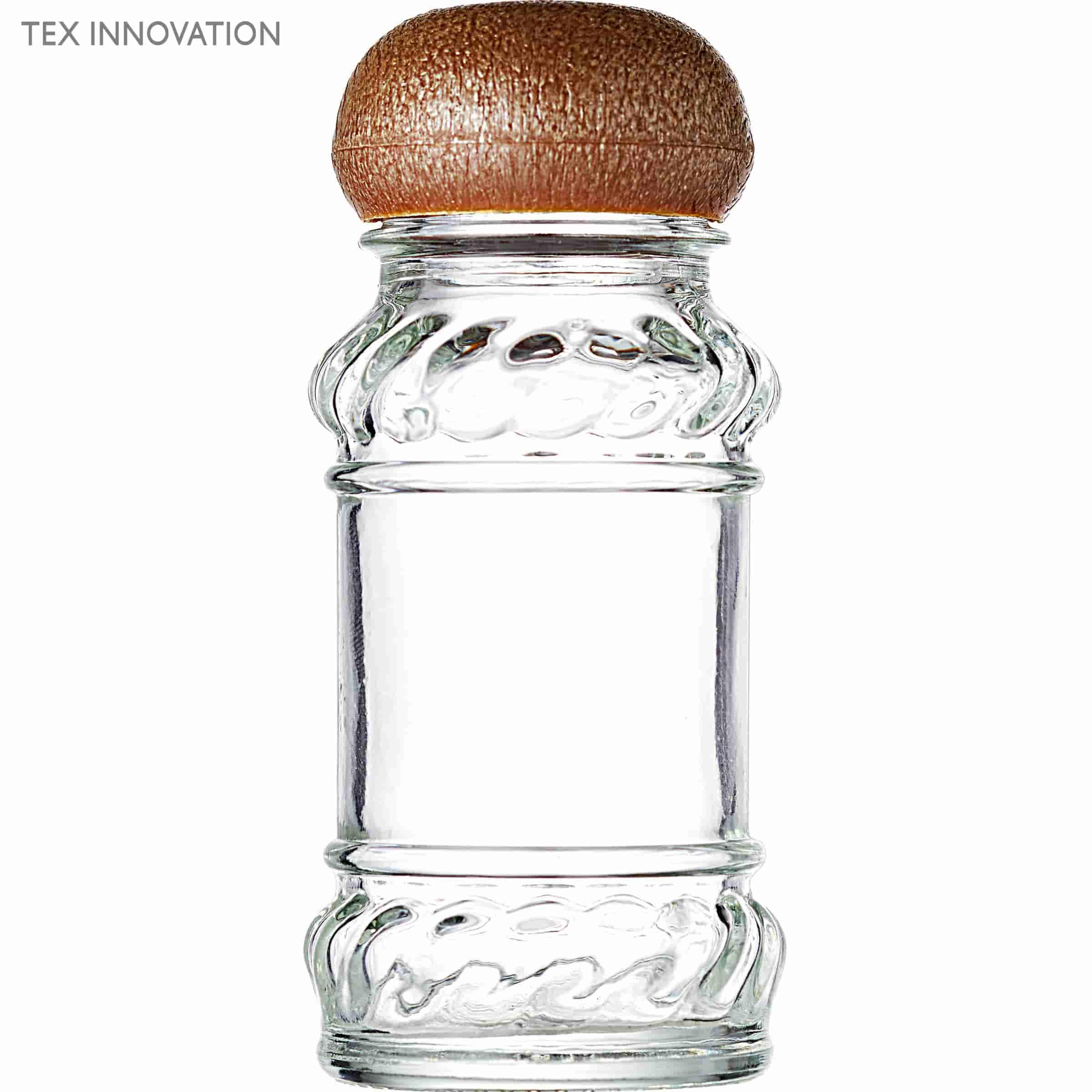 Food Glass Bottles Food<br>B-004