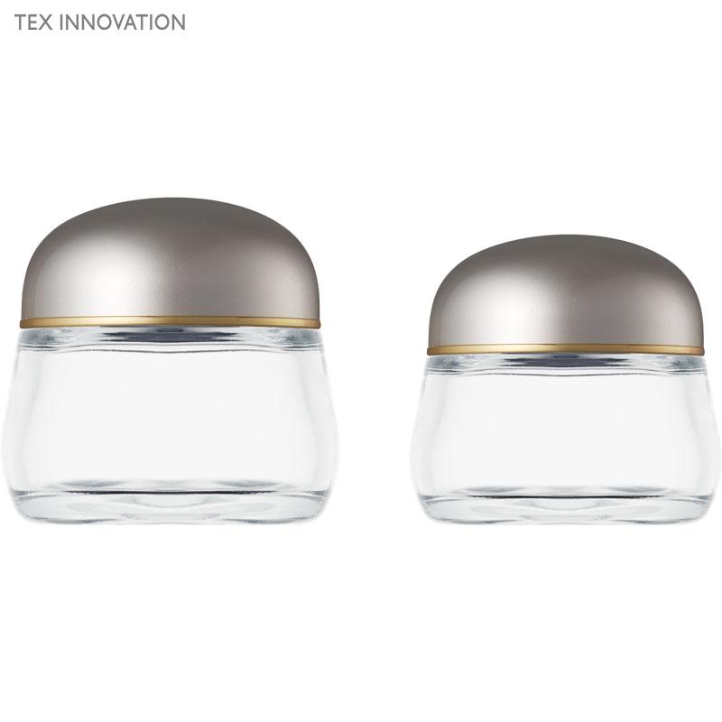 Skincare Glass Bottles Cream Glass Bottle<br>C-499 / C-471