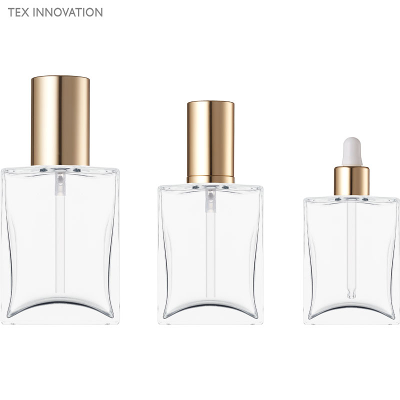 Skincare Glass Bottles Lotion Glass Bottle<br>C-501 / C-505 / C-514