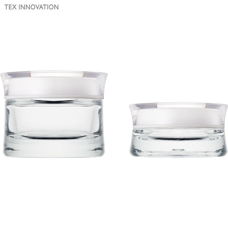 Skincare Glass Bottles Cream Glass Bottle<br>C-515 / C-440